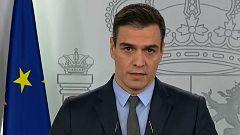 """Sánchez pide a la UE estar a la altura: """"Esta vez Europa no puede fallar"""""""