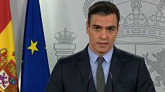 Especial Informativo - Coronavirus: Rueda de prensa del presidente del Gobierno - 28/03/20