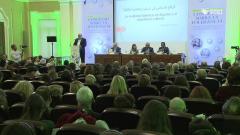 Medina en TVE - Congreso FICRT sobre tolerancia (II)