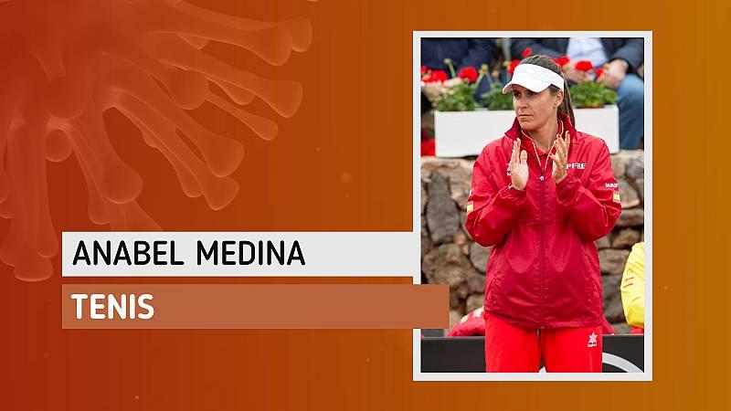 """Anabel Medina: """"Los deportistas no estaban entrenando en las mejores condiciones para los Juegos"""""""