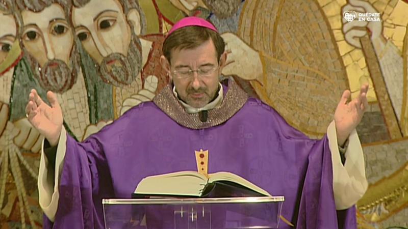 El día de Señor - Capilla de la sede de la Conferencia Episcopal de Madrid - ver ahora