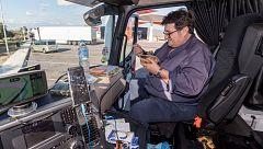 Una 'food truck' para los transportistas con la mayoría de estaciones de servicio cerradas por el coronavirus