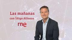 """Íñigo Alfonso, Las mañanas de RNE: """"Los oyentes nos reconocen que la compañía es necesaria"""""""