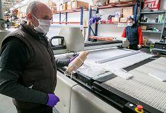El Gobierno reorientará la producción de determinadas industrias a material sanitario
