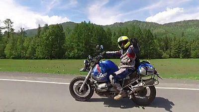 Diario de un nómada - Las huellas de Gengis Khan: La Chuya Highway de Altair - ver ahora
