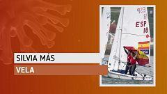 """Silvia Mas """"El aplazamiento de los Juegos nos cambia los planes, pero hay que seguir trabajando"""""""