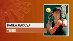 """Paula Badosa: """"Cuando sepamos la fecha de las Olimpiadas y de la temporada veremos cómo será el ranking tenístico"""""""