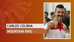 "Carlos Coloma: ""Sigo competitivo y con motivación e intentaré llegar a 2021"""