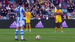 Quédate en casa con TDP - Fútbol - Final de la Supercopa femenina: Real Sociedad - FC Barcelona.