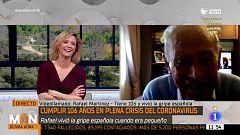 Rafael Martínez, un abuelo centenario: ¿cómo es cumplir 106 años en plena cuarentena?
