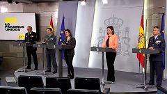 Especial informativo - Coronavirus. Rueda de prensa del comité técnico - 30/03/20