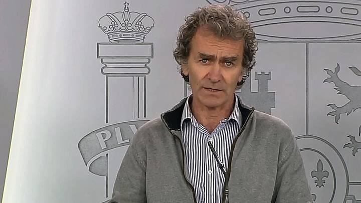 El doctor Fernando Simón da positivo en coronavirus