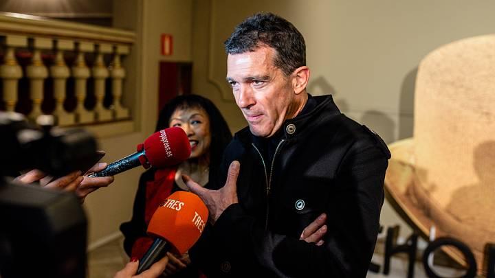 Antonio Banderas dona 53.000 euros para material sanitario