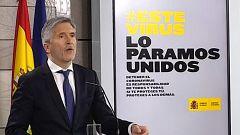 Especial informativo - Comparecencia de los ministros de Sanidad y de Interior - 30/03/20
