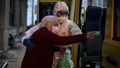 Los recuperados por coronavirus envían un mensaje de esperanza al resto de enfermos, especialmente a los más vulnerables