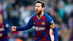 Messi da el 'Ok' de la plantilla a la bajada de sueldo pero critica las formas de la directiva del Barça
