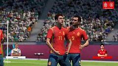 JRA vence (3-1) y pone a España con ventaja sobre Alemania