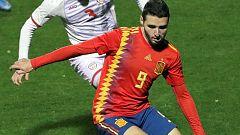 Schlotterbeck impone un duro correctivo a Abel Ruiz (1-6)