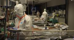 Sanidad estudia el traslado de pacientes de UCI desde las comunidades más saturadas a las menos afectadas