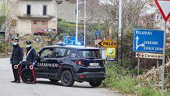 El sur de Italia preocupa por su economía mientras el coronavirus da una tregua