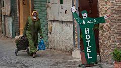 Las medinas de Marruecos, vacías y en cuarentena por el coronavirus