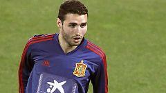 "Abel Ruiz: ""He empezado bien, pero Scholtterbeck ha sido superior"""