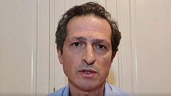 """Antonio Portoles: """"En un par de meses podríamos tener resultados de los ensayos clínicos"""""""