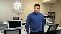 El Valladolid de Ronaldo se resiste a los ERTE por coronavirus
