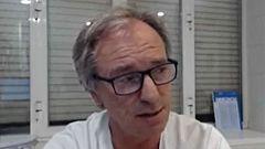"""Juan Armengol, médico de Urgencias Hospital Clínico San Carlos: """"Estamos en plena expansión de la epidemia"""""""