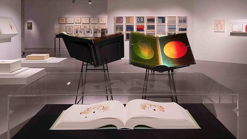 Metrópolis - Libro de artista - ver ahora
