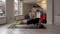 Muévete en casa - Programa 7 (cómo fortalecer abdomen en casa)