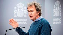 """Fernando Simón: """"No tiene sentido tomar nuevas medidas sin valorar el impacto de las que ya se han implementado"""""""