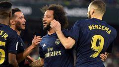 El Real Madrid descarta un ERTE y la Liga estudia cómo acabar la competición