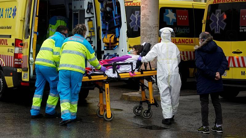 Casi 94.500 contagios, 8.187 fallecidos y 20.000 altas son los datos de la epidemia de coronavirus en España este martes. Desde Sanidad dicen que vamos en la buena dirección. Insisten en que desde el 25 de marzo de observa un cambio de tendencia en e