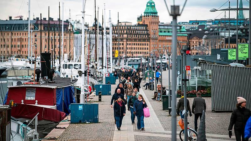 La estrategia a contracorriente de Suecia: inmunidad de grupo frente al coronavirus