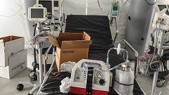 Recaudan más de 300.000 euros para dotar a los hospitales españoles de más respiradores contra el coronavirus