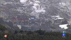 España Directo  - Sierra Nevada se viste de blanco