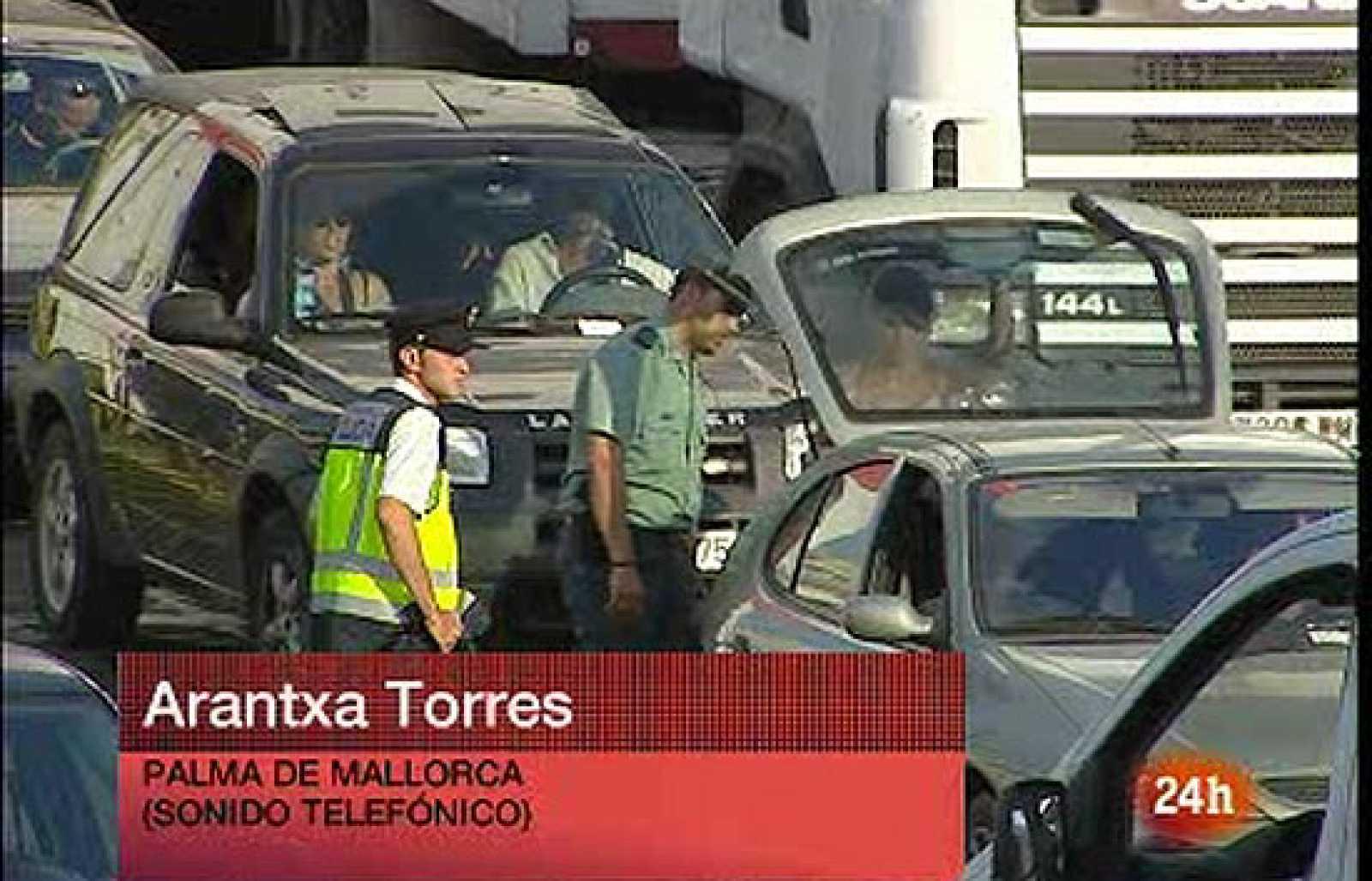 Operación Jaula en Mallorca