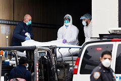 EE.UU. se convierte en el tercer país con más mortalidad por coronavirus