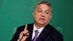 Polémica por los poderes casi absolutos otorgados a Orban en Hungría por el coronavirus