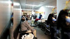 """Sanitarios del hospital de Albacete piden """"desesperados"""" más camas en urgencias"""
