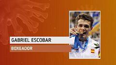 """Gabriel Escobar apoya el aplazamiento de los Juegos: """"Algunos deportistas no hemos entrenado como se debe"""""""
