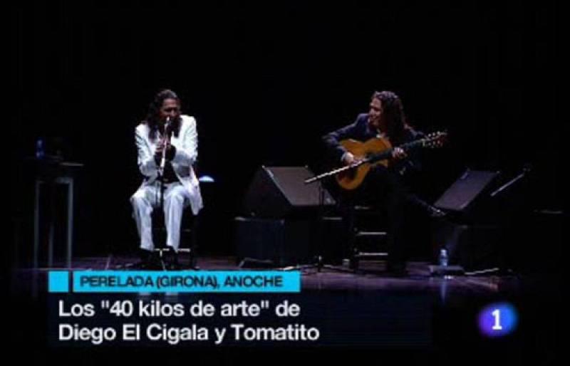 Arte flamenco en Peralada