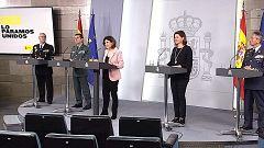 Especial informativo - Coronavirus. Rueda de prensa del comité técnico - 01/04/20