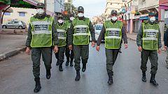 Los migrantes subsaharianos subsisten al límite atrapados en Marruecos por el coronavirus