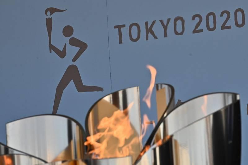 """Tokio 2020 cede la llama olímpica a Fukushima como """"faro de esperanza"""""""