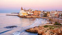 Intervalos de viento fuerte en el litoral catalán