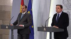 Especial informativo - Comparecencia de los ministros de Transportes y de Agricultura - 01/04/20