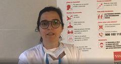 """Marta Mora, del Hospital de La Paz: """"La hipótesis sobre el plasma y el coronavirus hay que confirmarla con ensayos clínicos"""""""