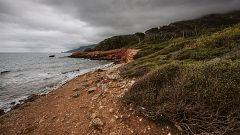Lluvia fuerte en Baleares y en la Comunidad Valenciana